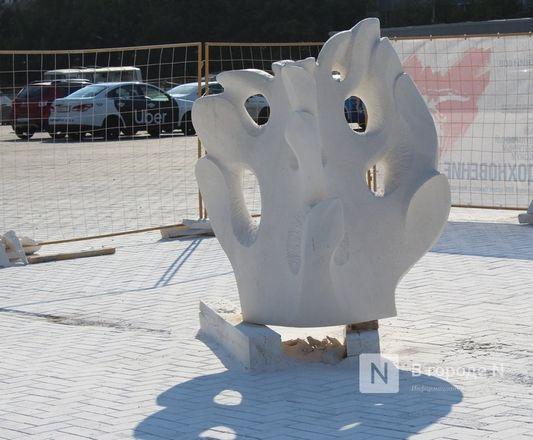 «Впередсмотрящий» и «Бесконечность»: новые скульптуры украсят Нижне-Волжскую набережную - фото 35
