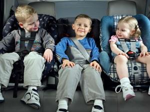 В Нижнем Новгороде проверят соблюдение правил перевозки детей