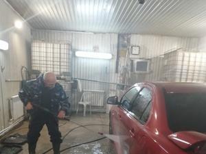 Хозяин бывшего «Дома ужасов» на Нижегородской открыл автомойку