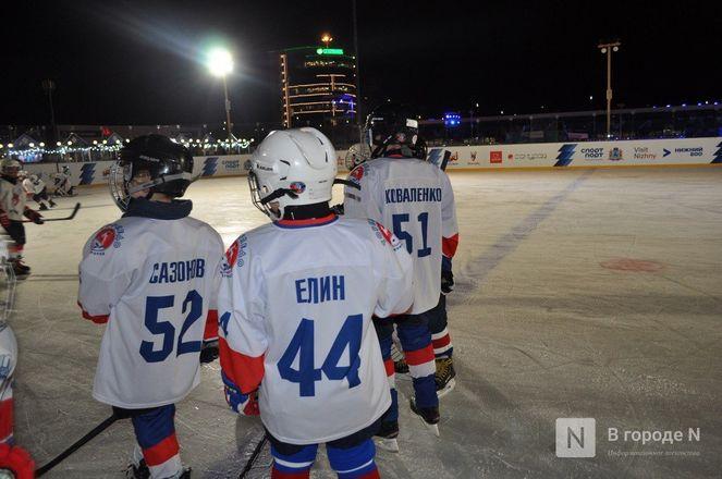 Ирина Слуцкая с ледовым шоу открыла площадку «Спорт Порт» в Нижнем: показываем, как это было - фото 13