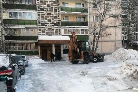 Шалабаев рассказал, какие улицы очистят от снега в Нижнем Новгороде 17 февраля - фото 1