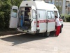 Пять детей и двое взрослых пострадали в аварии с грузовиком в Ленинском районе
