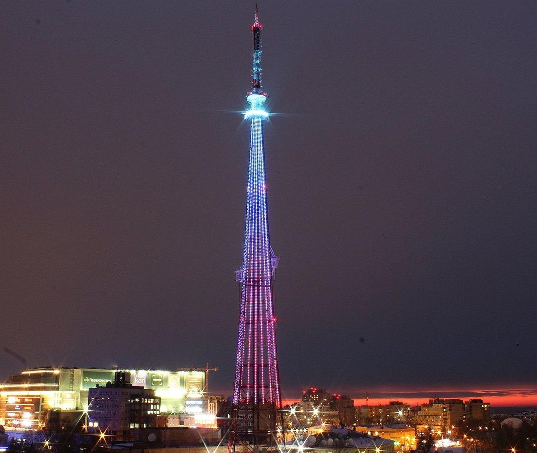 Праздничную подсветку включат на нижегородской телебашне в честь Дня радио - фото 1