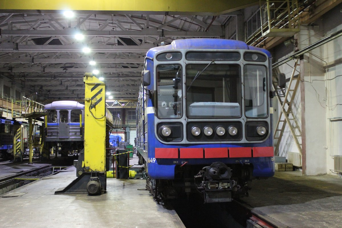 Новое электродепо метрополитена появится в Нижнем Новгороде - фото 1