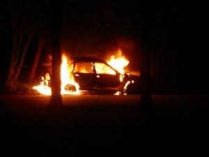Наркоман ответит в суде за поджог иномарок в Приокском районе