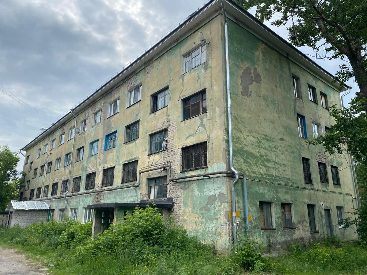 Расселение аварийного дома на улице Ситнова началось в Дзержинске - фото 1