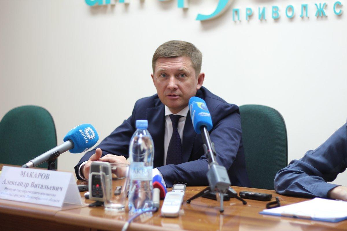 Нижегородского экс-министра Макарова освободили от наказания за махинации с землей - фото 1