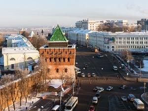 Центр города перекроют в Нижнем Новгороде из-за выборов