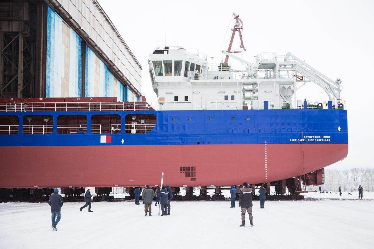 Первое судно в этом году спустит на воду «Красное Сормово» - фото 1