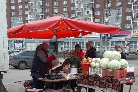Никитин увеличил расстояние между продавцами на нижегородских рынках