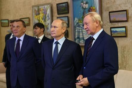 Путин одобрил создание Национального центра физики и математики в Нижегородской области