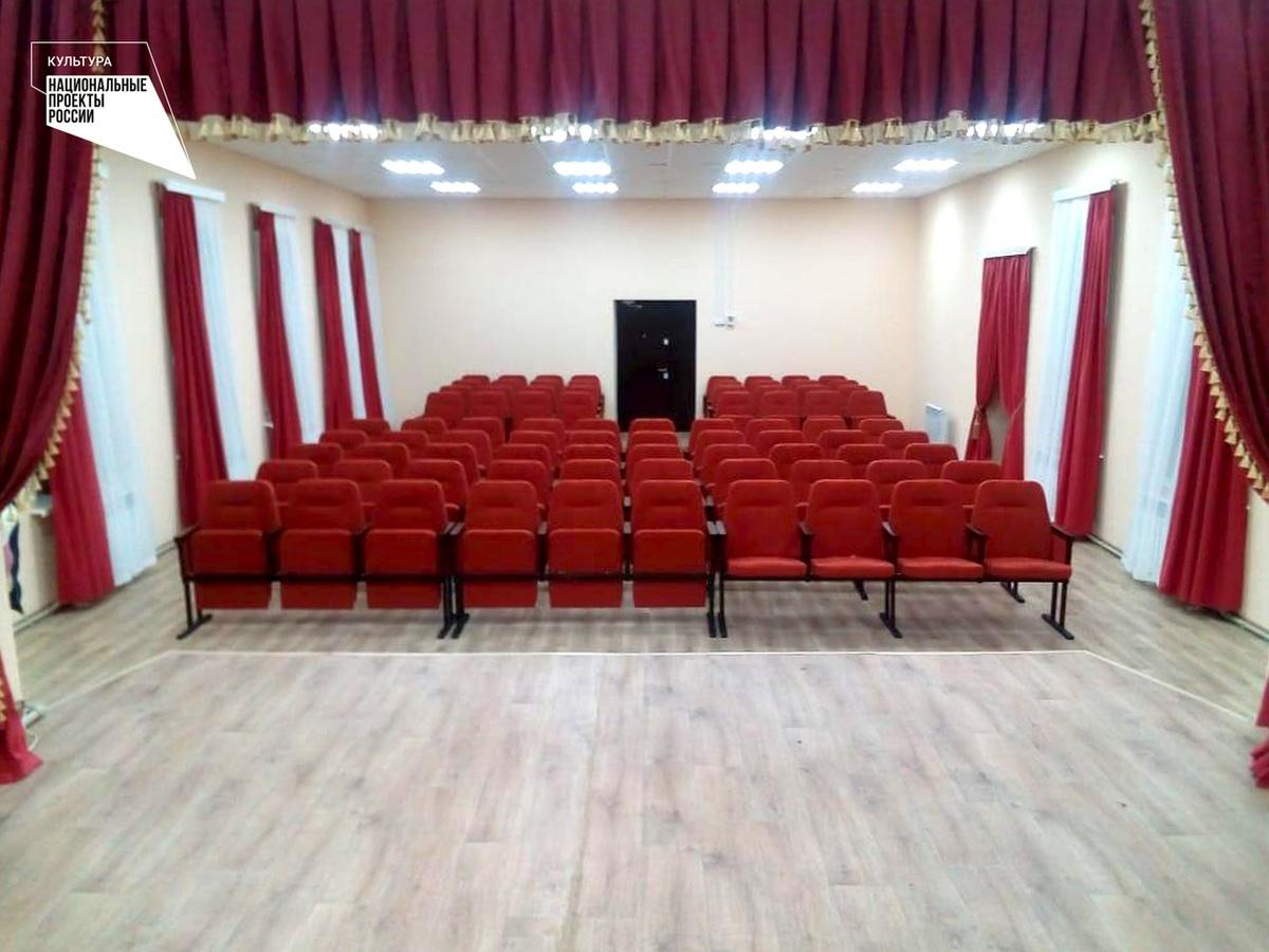 Восемь сельских домов культуры отремонтировали в Нижегородской области - фото 1