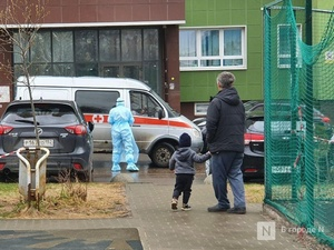 За прогулки детей во время самоизоляции на нижегородских родителей составили три протокола