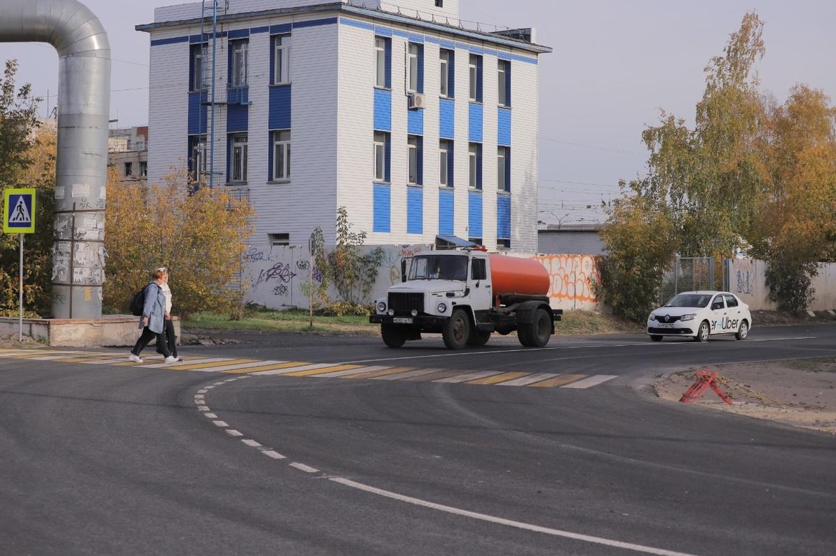 Завершился ремонт 1,87 км южного обхода Дзержинска - фото 1