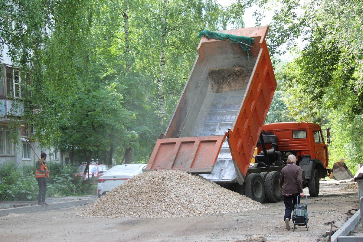 В Нижегородском районе благоустроят 16 дворов - фото 6