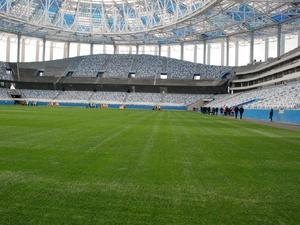 Делегация FIFA оценила степень готовности стадиона «Нижний Новгород» к ЧМ-2018 (ФОТО)