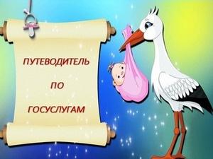 Путеводитель по госуслугам, необходимым при рождении ребенка, подготовили для нижегородцев