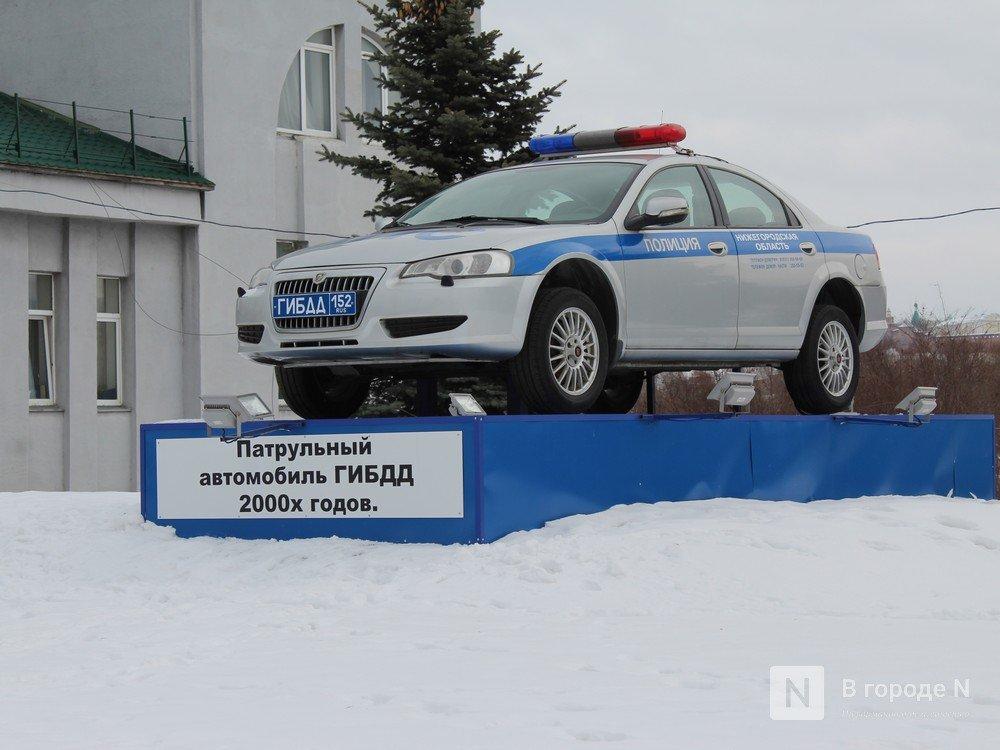 Два экспоната пополнили музей техники нижегородской ГИБДД - фото 3