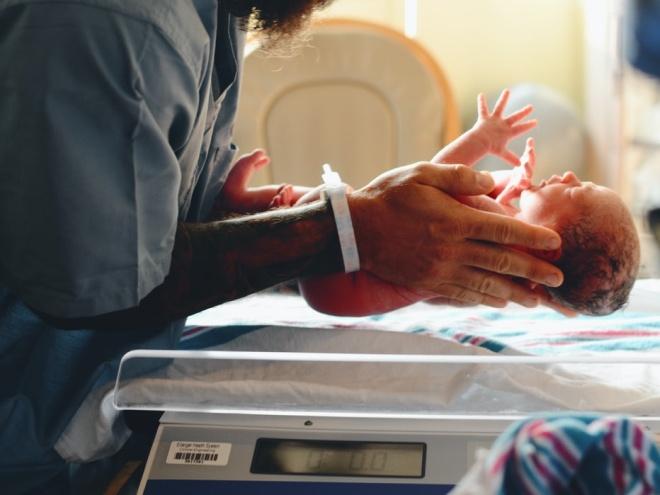 Новорожденный арзамасец подхватил коронавирус - фото 1
