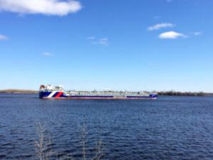 Новый танкер-химовоз «Балтфлот-19» прошел испытания и передан заказчику