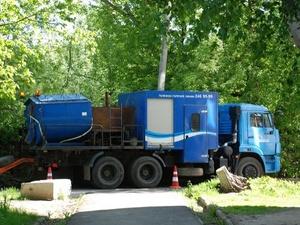 Строительство водопровода в Кузнечихе планируется завершить к концу октября