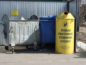 Мусорные контейнеры почти на 100 млн рублей закупит Нижегородская область