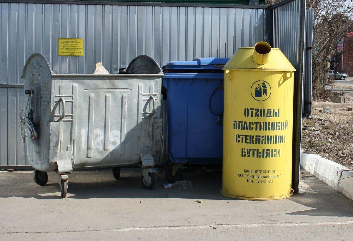 Мусорные контейнеры почти на 100 млн рублей закупит Нижегородская область - фото 1