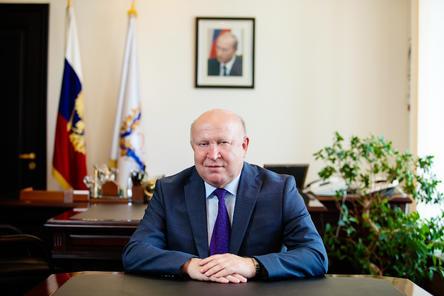 Губернатор Нижегородской области награжден орденом «За заслуги перед Отчеством» второй степени