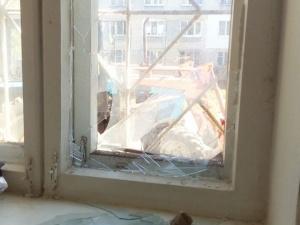 Неизвестные выбили все стекла в нижегородской приемной ЛДПР