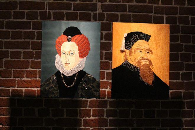 Смертельные горки и платье с мозгом: три новые выставки открылись в нижегородском «Арсенале» в честь его 22-летия - фото 15