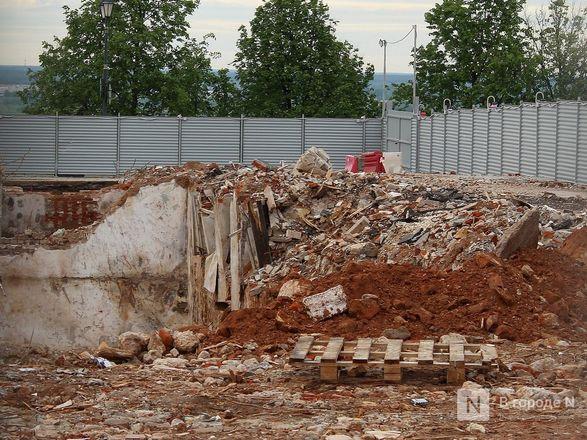 «Россию» сровняли с землей: завершен демонтаж гостиницы на Верхневолжской набережной - фото 9