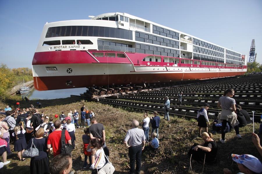 Нижегородский круизный лайнер вошел в перечень лучших судов мира - фото 1