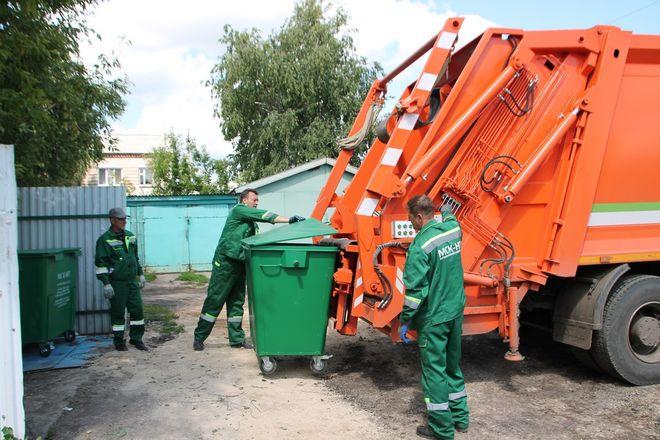 Количество жалоб нижегородцев на мусор уменьшилось на 86,5% - фото 1