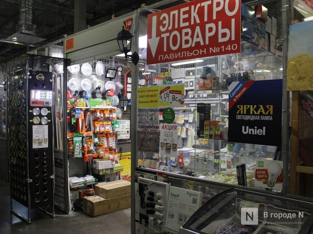 Более чем на 27% сократилась розничная торговля в апреле в Нижегородской области - фото 1