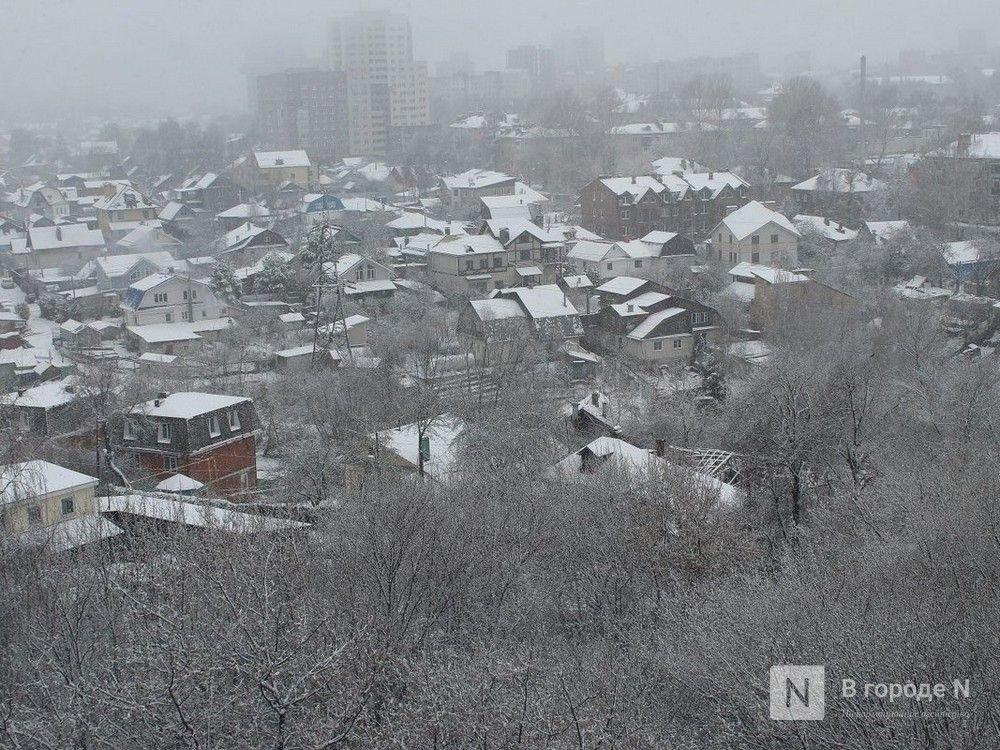 Метель и сильный ветер до 15 м/с надвигаются на Нижегородскую область - фото 1