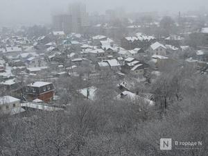 Метель и сильный ветер до 15 м/с надвигаются на Нижегородскую область