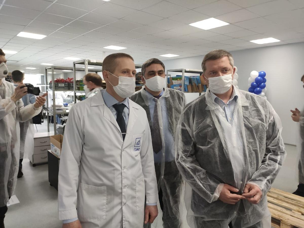 2500 рециркуляторов в месяц планируют выпускать на заводе им. Попова в Нижнем Новгороде - фото 2