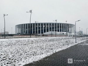 «Тамбов» доиграет домашние матчи сезона 2019/20 на стадионе «Нижний Новгород»
