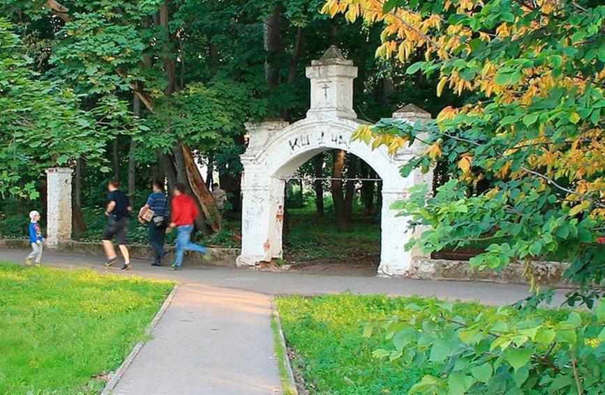 Нижегородцы обсудят развитие сквера на территории бывшего кладбища - фото 1
