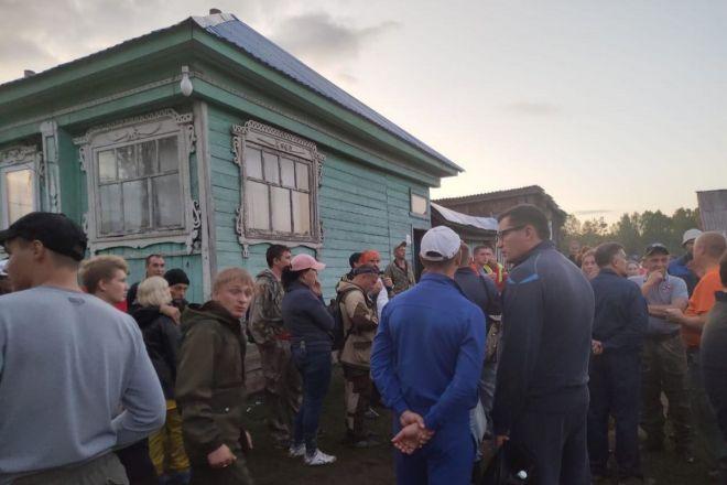 Поисковики нашли следы пропавшей в Вознесенском районе пятилетней Зарины Авгоновой - фото 5