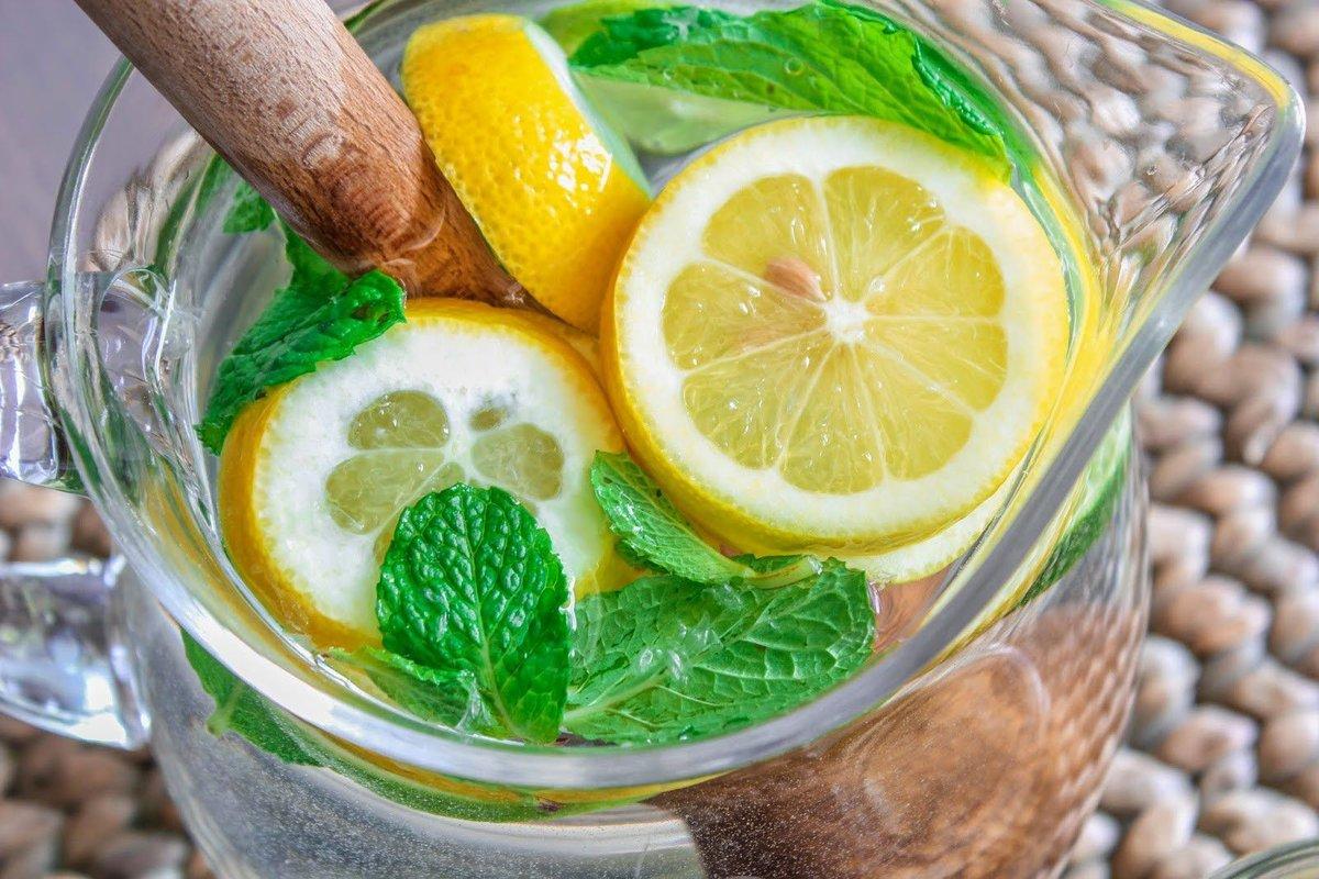 Лимонная Вода При Похудении. Как готовить и пить воду с лимоном, чтобы похудеть?