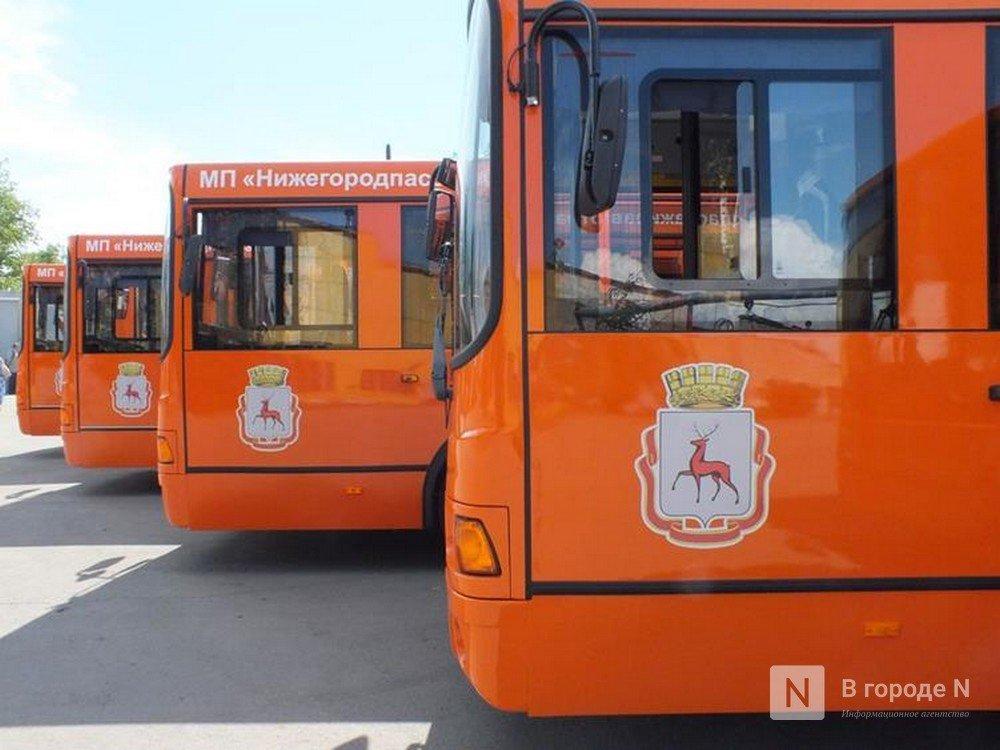56 автобусами пополнится автопарк Нижнего Новгорода в конце октября - фото 1
