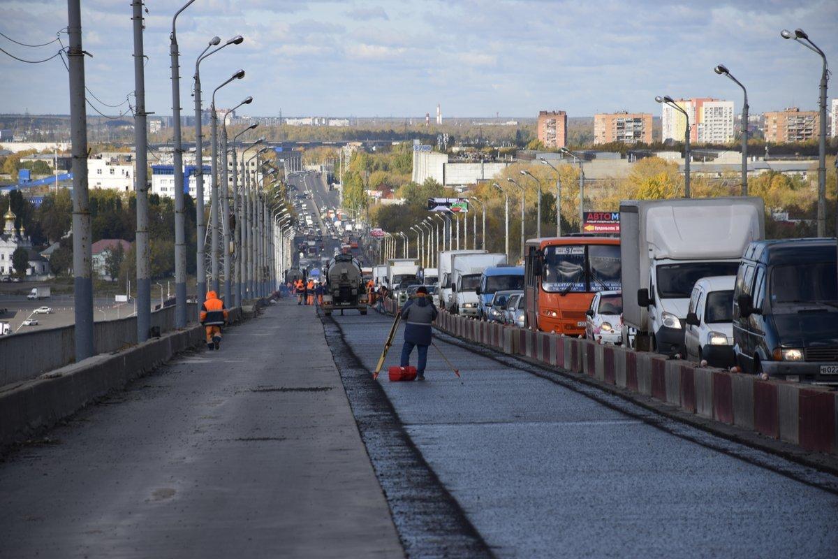 На Мызинском мосту возобновится ремонт - фото 1