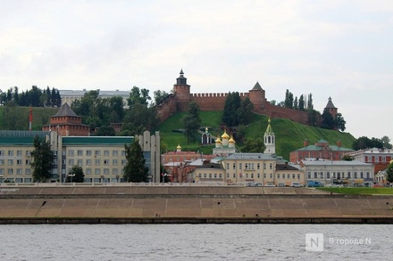 Административные здания Нижегородского кремля могут стать культурными центрами