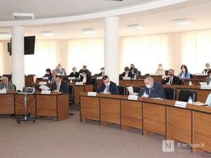 Стали известны имена председателей постоянных комиссий Гордумы Нижнего Новгорода