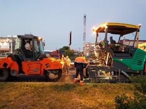 Почти 230 км дорог отремонтировано в Нижегородской области в рамках нацпроекта