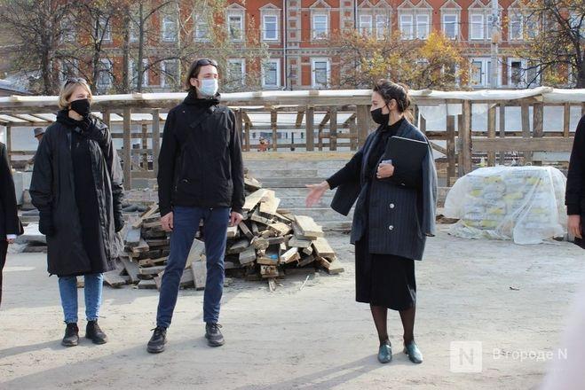 «Поющий» фонтан появится на площади Маркина - фото 3