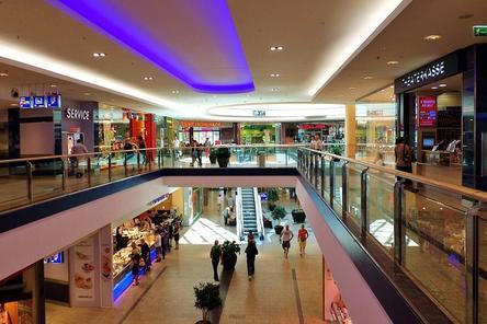 Безопасность торговых центров