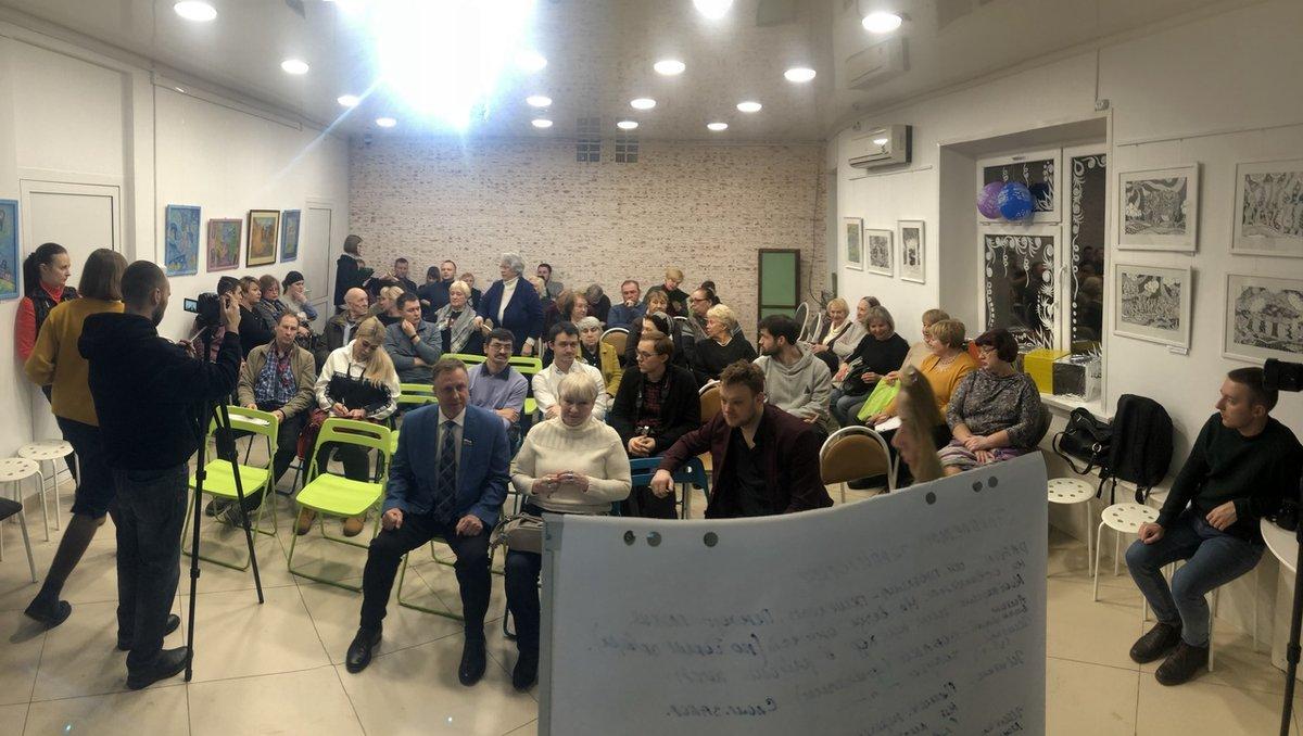 Будущее общественных пространств в Сормове, Канавине и Заречке обсудят нижегородцы - фото 1