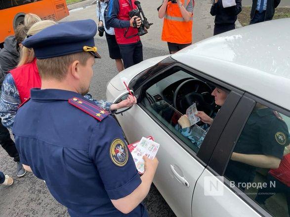 Нижегородским водителям напомнили о безопасности на железнодорожных переездах - фото 8
